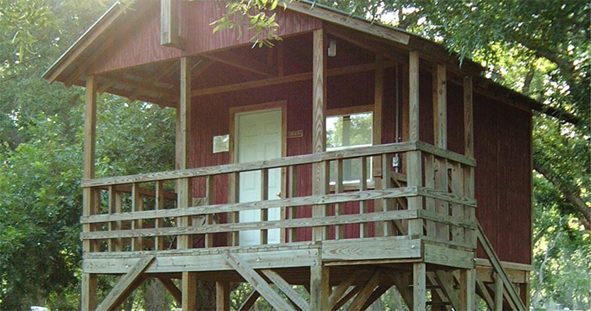 Treehouse Living at Leisure Resort