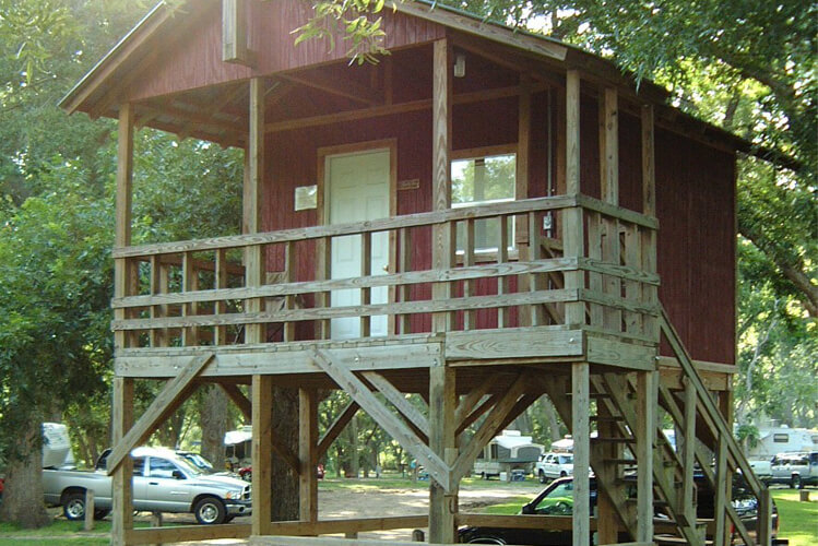 Treehouse Rentals | Texas Treehouse Rentals