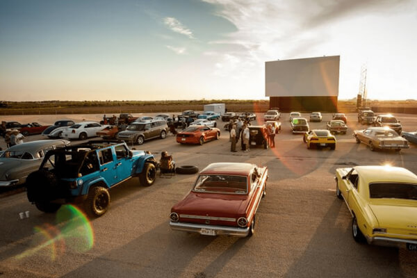 Movies at Leisure Resort | Drive-In Movies in New Braunfels