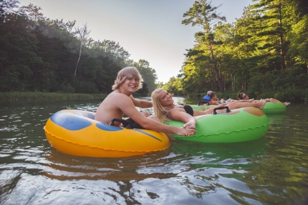 River Tubing Tips | Full-service River Resort