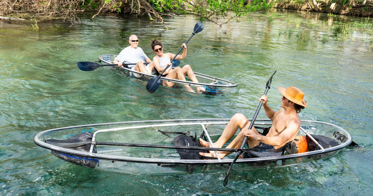 Unique Ways to Experience the San Marcos River