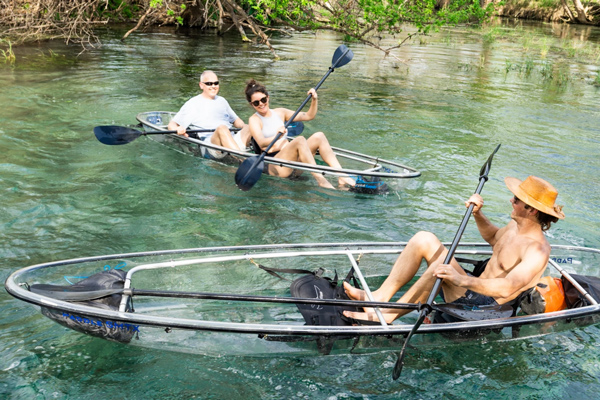 San Marcos River | Water Sport | Access the San Marcos River | Image by: paddlesmtx.com