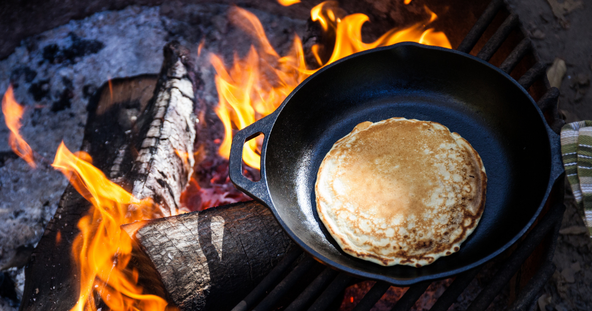 Beer Pancakes: Try Out This RV Camping Recipe